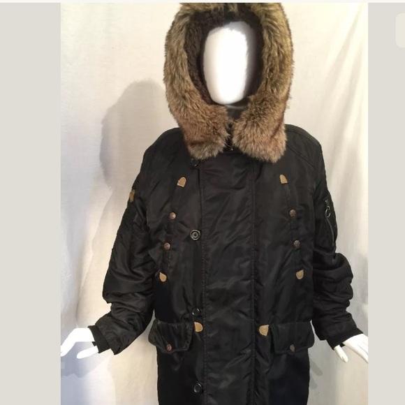 17efe3c464 Diesel Jackets   Blazers - Diesel Women Winter Coat Parka Venomous Trails